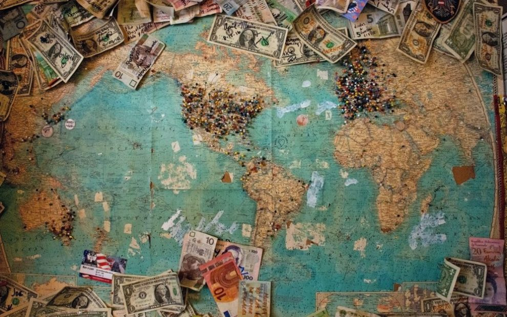 cash-and-pins-on-a-map