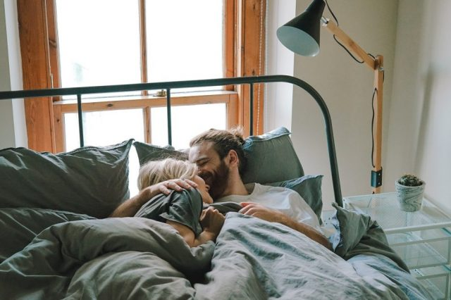 man-and-woman-lying-in-bed