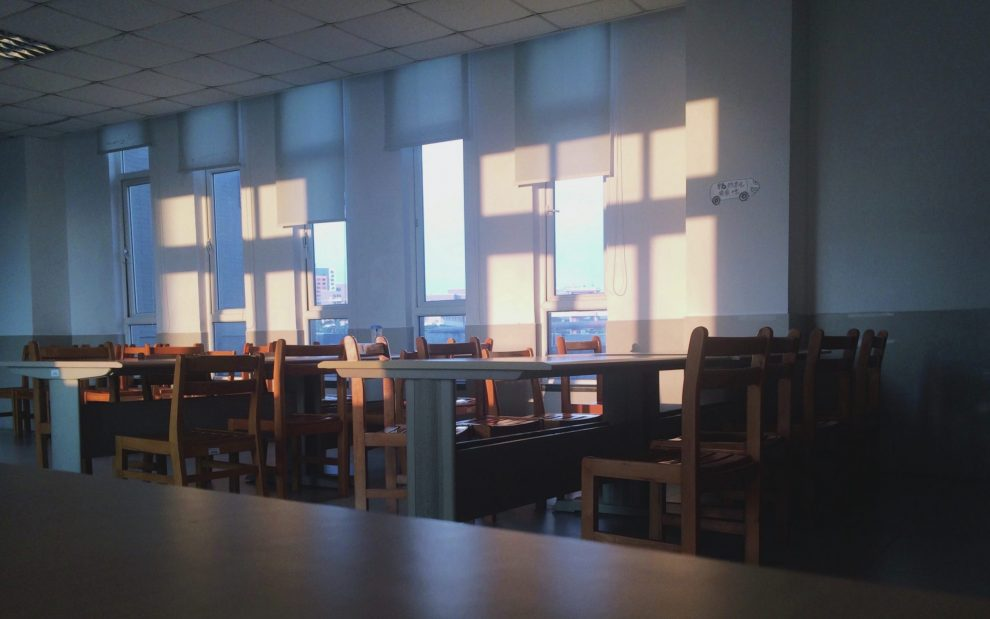 empty-classroom-with-light-from-windows