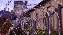 close-up-image-of-barbed-wire-fence